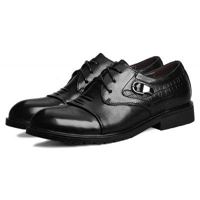 Male Business Soft Casual Dress Shoes