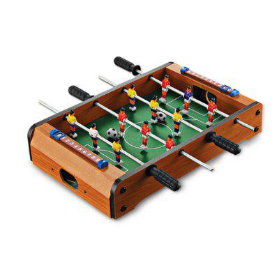 Mini Wooden Indoor Table Football