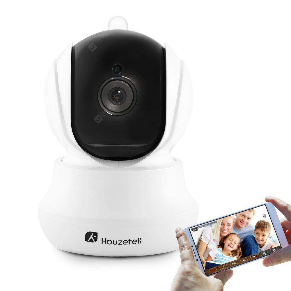 Houzetek Wireless IP Camera - WHITE EU PLUG