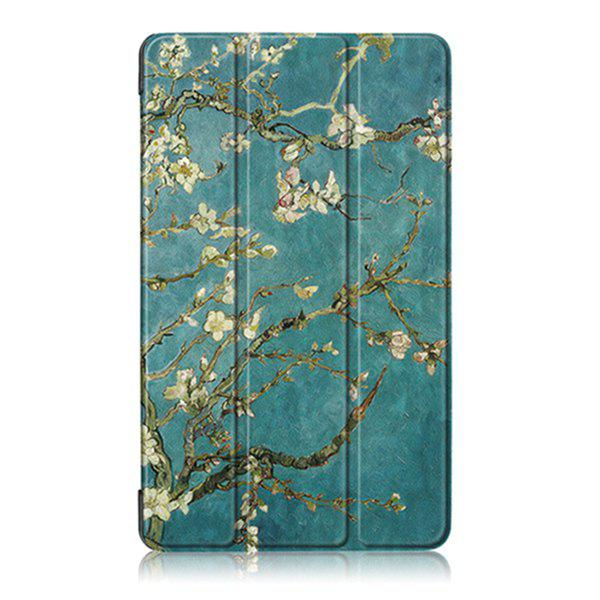 Apricot Flower Tri-foldable Case for Huawei MediaPad T3 7.0