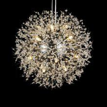 ZG9072 4500LM Firework Ball LED Chandelier Ceiling Light