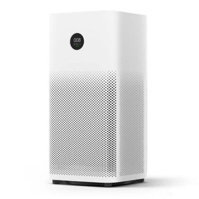 Original Xiaomi OLED Display Smart Air Purifier 2S - WHITE