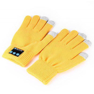 Bluetooth 4.2 EDR Call Touch Screen Unisex Gloves