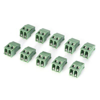 HG129 - 5.08 Screw-type Connector Terminal - 10pcs