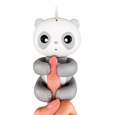 Gearbest Interactive Panda Electronic Toy - GRAY
