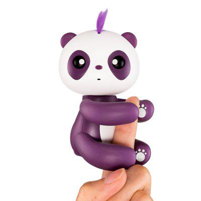 Interactive Panda Electronic ToyNovelty Toys<br>Interactive Panda Electronic Toy<br><br>Features: Educational, Creative Toy, Battery Operated, Cartoon<br>Materials: ABS, PVC<br>Package Contents: 1 x Toy, 4 x Button Battery, 1 x English User Manual<br>Package size: 10.60 x 7.60 x 16.50 cm / 4.17 x 2.99 x 6.5 inches<br>Package weight: 0.1800 kg<br>Product size: 10.00 x 5.90 x 5.90 cm / 3.94 x 2.32 x 2.32 inches<br>Product weight: 0.1700 kg<br>Series: Entertainment,Fantasy,Fashion,Lifestyle<br>Theme: Animals