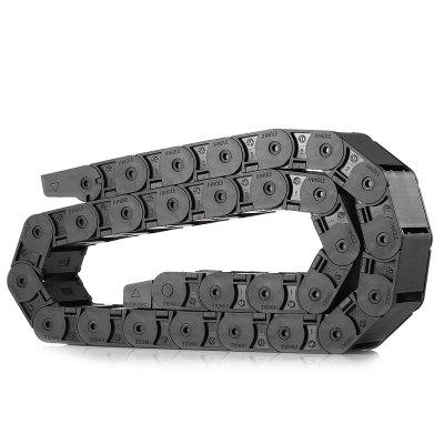 18 x 37mm Practical Cable Drag Chain Wire Carrier