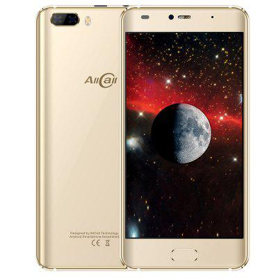 Allcall Rio 3G Smartphone 5.0 inch Android 7.0 MTK6580A Quad Core 1.3GHz 1GB RAM 16GB ROM GPS 3D Curved Glass Screen Dual Rear Cameras Image
