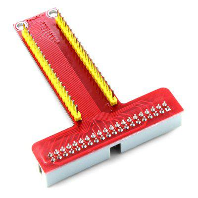 T Shape GPIO Expansion Board V1 for Raspberry Pi B+