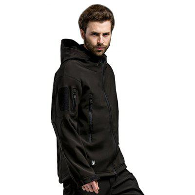 Autumn Winter Outdoor Wear-resisting Jacket with HoodSports Clothing<br>Autumn Winter Outdoor Wear-resisting Jacket with Hood<br><br>Activity: Camping and Hiking, Outdoor Lifestyle<br>Features: Waterproof, Windproof, Wear Resistant, Breathable, Keep Warm<br>Gender: Unisex<br>Package Content: 1 x Coat, 1 x Package<br>Package size: 35.00 x 25.00 x 2.00 cm / 13.78 x 9.84 x 0.79 inches<br>Package weight: 1.0200 kg<br>Product weight: 1.0000 kg<br>Season: Winter, Autumn