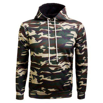 Mr 1991 INC Miss Go Cool Camouflage Hoodie
