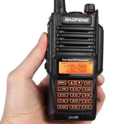 BAOFENG UV - 9R Handheld Wireless Walkie Talkie