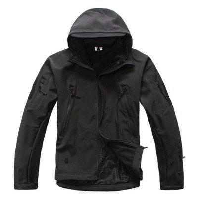 Windproof Outdoor Military Jacket в магазине GearBest