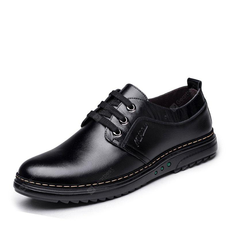 MUHUISEN Men Business Soft Leisure Oxford