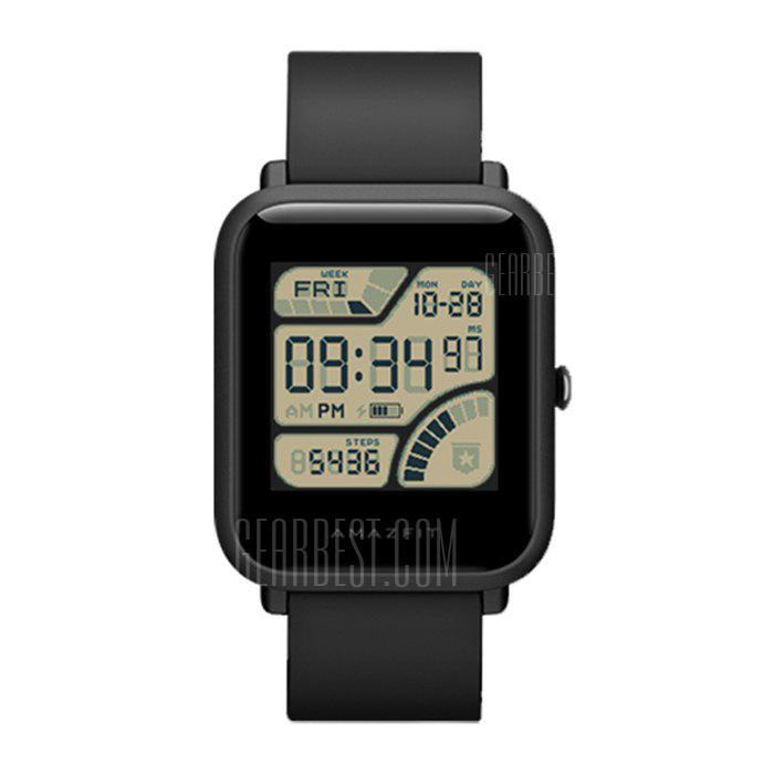 Original Xiaomi Huami AMAZFIT Smartwatch International Version