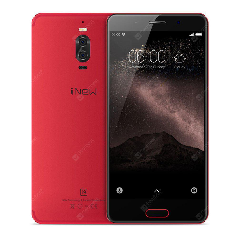 iNew I9 4G Phablet 5.5 inch Android 6.0 MTK6755 Octa Core 2.0GHz 4GB RAM 64GB ROM 16.0MP + 2.0MP Dual Rear Cameras Touch Sensor