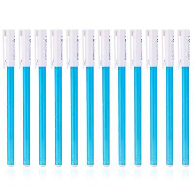 Deli A021 0.38mm Gel Stylo 12PCS