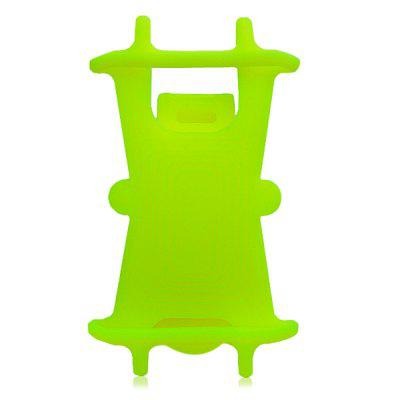 LEADBIKE LD31 Shockproof Silicone Bike Mobile Phone Holder