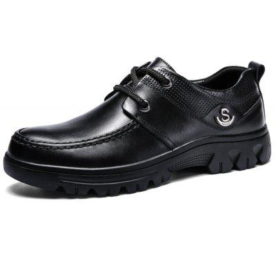 Business Soft Breathable Gentleman Warmest Dress ShoesFormal Shoes<br>Business Soft Breathable Gentleman Warmest Dress Shoes<br><br>Closure Type: Lace-Up<br>Contents: 1 x Pair of Shoes, 1 x Box, 1 x Dustproof Paper<br>Function: Slip Resistant<br>Lining Material: Fur<br>Materials: Leather, Rubber, Fur<br>Occasion: Tea Party, Shopping, Office, Holiday, Casual, Party, Daily, Dress, Formal<br>Outsole Material: Rubber<br>Package Size ( L x W x H ): 33.00 x 22.00 x 11.00 cm / 12.99 x 8.66 x 4.33 inches<br>Package weight: 1.0500 kg<br>Pattern Type: Solid<br>Product weight: 0.9000 kg<br>Seasons: Autumn,Winter<br>Style: Modern, Business, Casual, Comfortable, Fashion, Formal, Leisure<br>Toe Shape: Round Toe<br>Type: Casual Leather Shoes<br>Upper Material: Leather