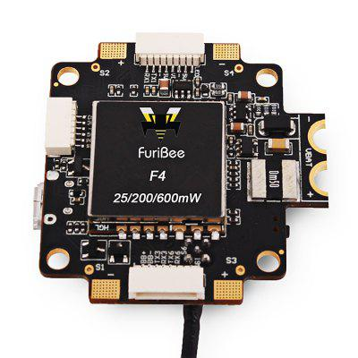 F4 V5 PRO Flight Controller with OSD
