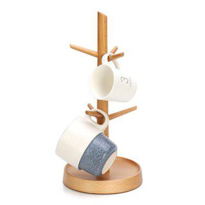 Creative Mug Tree Coffee Cup Holder Organizer