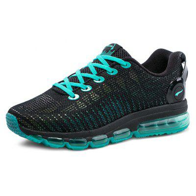 ONEMIX Men Ultralight Colorful Air Cushion Sneakers