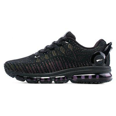 ONEMIX Men Ultralight Colorful Air Cushion SneakersAthletic Shoes<br>ONEMIX Men Ultralight Colorful Air Cushion Sneakers<br><br>Brand: ONEMIX<br>Closure Type: Lace-Up<br>Contents: 1 x Pair of Shoes, 1 x Box<br>Function: Slip Resistant<br>Materials: MD, Mesh Fabric, Rubber, TPU, Air Mesh<br>Occasion: Sports, Shopping, Running, Riding, Party, Outdoor Clothing, Holiday, Casual, Daily<br>Outsole Material: MD,Rubber,TPU<br>Package Size ( L x W x H ): 33.00 x 21.00 x 12.00 cm / 12.99 x 8.27 x 4.72 inches<br>Package weight: 1.0300 kg<br>Product weight: 0.7300 kg<br>Seasons: Autumn,Spring,Summer<br>Style: Casual, Modern, Leisure, Fashion, Comfortable<br>Toe Shape: Round Toe<br>Type: Sports Shoes<br>Upper Material: Air Mesh,Mesh Fabric,TPU