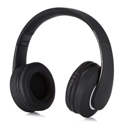 V - 851 Bluetooth Headset with Microphone Folding Design