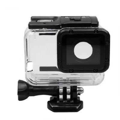 Housing Case with Silicone Lens Cap for GoPro Hero6 / 5