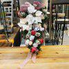 60cm Creative Christmas Upside Down Garland Ornament - PINK