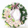 30cm Creative Christmas Garland Ornament - PINK