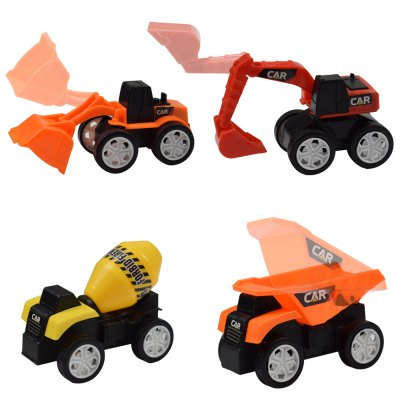 Eco-friendly ABS Engineering Trucks 12PCSOther Educational Toys<br>Eco-friendly ABS Engineering Trucks 12PCS<br><br>Gender: Unisex<br>Materials: ABS<br>Package Contents: 12 x Truck<br>Package size: 30.00 x 25.00 x 7.50 cm / 11.81 x 9.84 x 2.95 inches<br>Package weight: 0.5000 kg<br>Product size: 10.00 x 5.00 x 6.00 cm / 3.94 x 1.97 x 2.36 inches<br>Product weight: 0.4750 kg<br>Suitable Age: 3 years old up