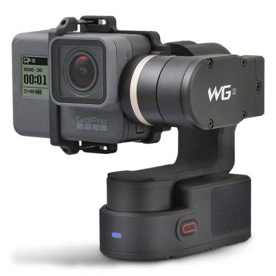 Купить со скидкой FY FEIYUTECH WG2 3-axis Handheld Gimbal Action Camera Stabilizer