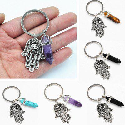 Modern Tiny Key ChainHome Gadgets<br>Modern Tiny Key Chain<br><br>Material: Metal<br>Package Contents: 1 x Key Chain<br>Package size (L x W x H): 4.00 x 6.00 x 3.00 cm / 1.57 x 2.36 x 1.18 inches<br>Package weight: 0.0220 kg<br>Product size (L x W x H): 3.00 x 4.40 x 2.00 cm / 1.18 x 1.73 x 0.79 inches<br>Product weight: 0.0125 kg<br>Type: 4942