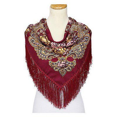 Tassels Floral Pattern Thicken All-match Shawl for WomenWomens Scarves<br>Tassels Floral Pattern Thicken All-match Shawl for Women<br><br>Material: Cotton<br>Package Content: 1 x Scarf<br>Package Dimension: 35.00 x 25.00 x 2.00 cm / 13.78 x 9.84 x 0.79 inches<br>Package weight: 0.2100 kg<br>Product weight: 0.1900 kg<br>Season: Fall, Spring, Summer<br>Style: Casual