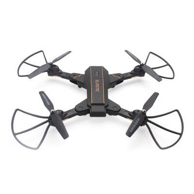 TKKJ L603 Foldable RC Drone RTF 0.3MP WiFi CameraRC Quadcopters<br>TKKJ L603 Foldable RC Drone RTF 0.3MP WiFi Camera<br><br>Battery: 3.7V 1000mAh<br>Brand: TKKJ<br>Built-in Gyro: 6 Axis Gyro<br>Camera Pixels: 0.3MP<br>Channel: 4-Channels<br>Charging Time.: About 100mins<br>Compatible with Additional Gimbal: No<br>Features: Radio Control, Camera, WiFi FPV, WiFi APP Control<br>Flying Time: 8~9mins<br>Functions: One Key Taking Off, Sideward flight, Turn left/right, Up/down, WiFi Connection, One Key Landing, One Key Automatic Return, Low-voltage Protection, 3D stunt, Aerial Photography, Camera, Continuous Shooting, Forward/backward, Hover, Height Holding, Headless Mode, Gravity Sense Control, FPV<br>Kit Types: RTF<br>Level: Beginner Level<br>Model: L603<br>Package Contents: 1 x Drone, 1 x Transmitter, 1 x USB Cable, 1 x Screwdriver, 2 x CW Propeller, 2 x CCW Propeller, 4 x Protection, 6 x Screw, 1 x Phone Holder<br>Package size (L x W x H): 45.70 x 22.00 x 27.40 cm / 17.99 x 8.66 x 10.79 inches<br>Package weight: 0.6100 kg<br>Product size (L x W x H): 36.20 x 36.20 x 8.50 cm / 14.25 x 14.25 x 3.35 inches<br>Product weight: 0.1900 kg<br>Radio Mode: Mode 1 &amp; Mode 2 ?Left &amp; Right-hand Throttle?,WiFi APP<br>Remote Control: 2.4GHz Wireless Remote Control,WiFi Remote Control<br>Sensor: Barometer,Gyroscope,Optical Flow<br>Size: Medium<br>Type: Quadcopter