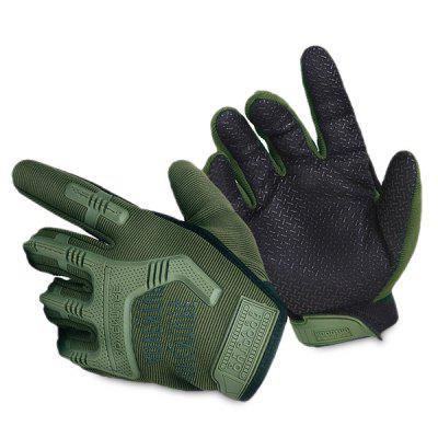 Pair of Full Finger Anti-slip Tactical Gloves