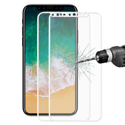 Hat - Prince Screen Protector for iPhone X - 2PCS
