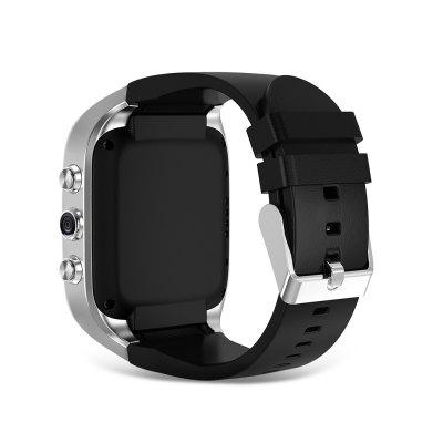 Ourtime X01 AIR 3G Smartwatch PhoneSmart Watch Phone<br>Ourtime X01 AIR 3G Smartwatch Phone<br><br>Additional Features: MP3, 2G, 3G, Bluetooth, GPS, Wi-Fi<br>Battery: 600mAh Built-in<br>Bluetooth: Yes<br>Bluetooth Version: V4.0<br>Brand: Ourtime<br>Camera type: Single camera<br>Cell Phone: 1<br>Compatible OS: Android<br>Cores: Quad Core, 1.3GHz<br>CPU: MTK6580<br>English Manual: 1<br>External Memory: TF card up to 32GB (not included)<br>Frequency: GSM 850/900/1800/1900MHz WCDMA 850/2100MHz<br>Front camera: 2.0MP<br>Functions: Message<br>GPS: Yes<br>IPS: Yes<br>Languages: English, Indonesian, German, Spanish, French, Italian, Polish, Portuguese, Vietnamese, Turkish, Russian, Hebrew, Arabic, Persian, Hindi, Bengali, Thai, Burmese, Korean, Japanese, Simplified / Traditio<br>Music format: WAV, OGG, MP3<br>Network type: GSM+WCDMA<br>OS: Android 5.1<br>Package size: 10.10 x 10.10 x 9.70 cm / 3.98 x 3.98 x 3.82 inches<br>Package weight: 0.2260 kg<br>Picture format: JPEG, GIF, BMP, PNG<br>Product size: 27.30 x 4.55 x 1.59 cm / 10.75 x 1.79 x 0.63 inches<br>Product weight: 0.1020 kg<br>RAM: 512MB<br>ROM: 8GB<br>Screen resolution: 240 x 240<br>Screen size: 1.54 inch<br>Screen type: IPS<br>Screwdriver: 1<br>SIM Card Slot: Single SIM<br>TF card slot: Yes<br>Type: Watch Phone<br>USB Cable: 1<br>Video format: MP4, 3GP, AVI, FLV<br>Wireless Connectivity: GSM, GPS, Bluetooth, 3G, WiFi