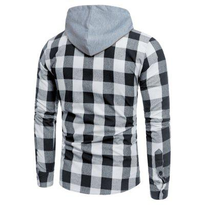 Male Casual Elegant Simple Plaid Long Sleeves ShirtMens Shirts<br>Male Casual Elegant Simple Plaid Long Sleeves Shirt<br><br>Package Contents: 1 x Shirt<br>Package size: 30.00 x 40.00 x 1.00 cm / 11.81 x 15.75 x 0.39 inches<br>Package weight: 0.3400 kg<br>Product weight: 0.3200 kg