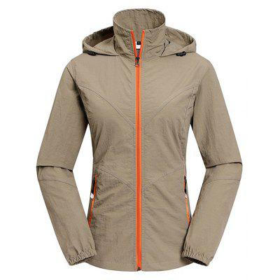 Outdoor Quick Dry Sports Hiking Jacket