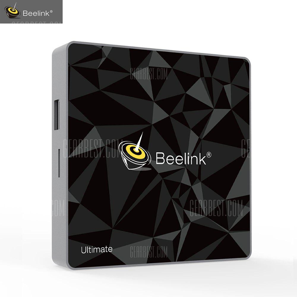 Gearbest Beelink GT1 Ultimate 3GB DDR4 + 32GB EMMC TV Box (STOCK EN FRANCE) à 61.20 euros avec le code Novblacfuh17
