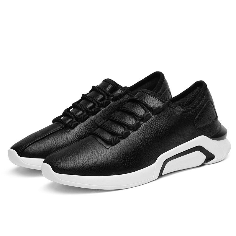 Male Simple Ultralight Soft Casual Athletic Shoes