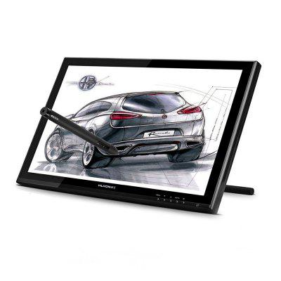 Huion GT - 190 19 Inch LCD Drawing Tablet hot sale huion 420 4 inch digital tablet professional signature pen tablet graphics drawing tablet with mini usb black brand new