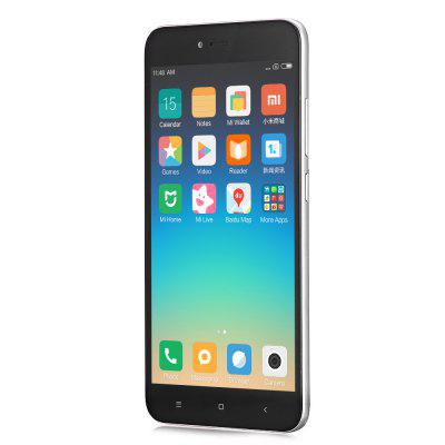 Xiaomi Redmi Note 5A 4G Phablet Global VersionCell phones<br>Xiaomi Redmi Note 5A 4G Phablet Global Version<br><br>2G: GSM 1800MHz,GSM 1900MHz,GSM 850MHz,GSM 900MHz<br>3G: WCDMA B1 2100MHz,WCDMA B2 1900MHz,WCDMA B5 850MHz,WCDMA B8 900MHz<br>4G LTE: FDD B1 2100MHz,FDD B20 800MHz,FDD B3 1800MHz,FDD B4 1700MHz,FDD B5 850MHz,FDD B7 2600MHz,FDD B8 900MHz,TDD B38 2600MHz,TDD B40 2300MHz<br>Additional Features: Calculator, Browser, Bluetooth, Alarm, 4G, 3G, Calendar, MP3, Camera, Fingerprint recognition, Fingerprint Unlocking, GPS, MP4, WiFi<br>Back camera: 13.0MP, with flash light and AF<br>Battery Capacity (mAh): 3080mAh (typ) / 3000mAh (min)<br>Battery Type: Non-removable<br>Bluetooth Version: Bluetooth V4.2<br>Brand: Xiaomi<br>Camera type: Dual cameras (one front one back)<br>Cell Phone: 1<br>Cores: Quad Core, 1.4GHz<br>CPU: Qualcomm Snapdragon 425<br>English Manual: 1<br>External Memory: TF card up to 128GB (not included)<br>Front camera: 5.0MP<br>Games: Android APK<br>Google Play Store: Yes<br>I/O Interface: Micophone, 2 x Nano SIM Slot, 3.5mm Audio Out Port, Micro USB Slot, TF/Micro SD Card Slot<br>Language: Multi language<br>Music format: AMR, WAV, APE, MP3, FLAC, AAC<br>Network type: FDD-LTE,GSM,TDD-LTE,WCDMA<br>OS: MIUI 8 or MIUI 8 Above<br>Package size: 16.00 x 8.60 x 4.00 cm / 6.3 x 3.39 x 1.57 inches<br>Package weight: 0.2920 kg<br>Picture format: PNG, JPEG, GIF, BMP, JPG<br>Power Adapter: 1<br>Product size: 15.10 x 7.49 x 0.76 cm / 5.94 x 2.95 x 0.3 inches<br>Product weight: 0.1500 kg<br>RAM: 2GB RAM<br>ROM: 16GB<br>Screen resolution: 1280 x 720 (HD 720)<br>Screen size: 5.5 inch<br>Screen type: Capacitive<br>Sensor: Accelerometer,Ambient Light Sensor,E-Compass,Gravity Sensor,Gyroscope,Infrared Radiation,Proximity Sensor<br>Service Provider: Unlocked<br>SIM Card Slot: Dual Standby, Dual SIM<br>SIM Card Type: Nano SIM Card<br>SIM Needle: 1<br>Type: 4G Phablet<br>USB Cable: 1<br>Video format: MP4, M4V, MKV<br>Video recording: Yes<br>WIFI: 802.11b/g/n wireless internet<br>Wireless Connectivity: WiFi, 3G, GSM, 4G, A-GPS, Bluetooth, GPS