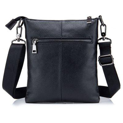 BULLCAPTAINMen Business Genuine Leather Shoulder BagCrossbody Bags<br>BULLCAPTAINMen Business Genuine Leather Shoulder Bag<br><br>Brand: BULLCAPTAIN<br>Closure Type: Zip<br>Features: Wearable<br>For: Daily Use, Shopping, Traveling<br>Gender: Men<br>Material: Leather<br>Package Size(L x W x H): 25.00 x 3.00 x 22.00 cm / 9.84 x 1.18 x 8.66 inches<br>Package weight: 0.3200 kg<br>Packing List: 1 x Shoulder Bag<br>Product weight: 0.3000 kg<br>Style: Business, Fashion<br>Type: Shoulder bag