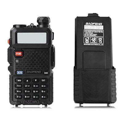 BAOFENG UV - 5R Portable Wireless Walkie Talkie