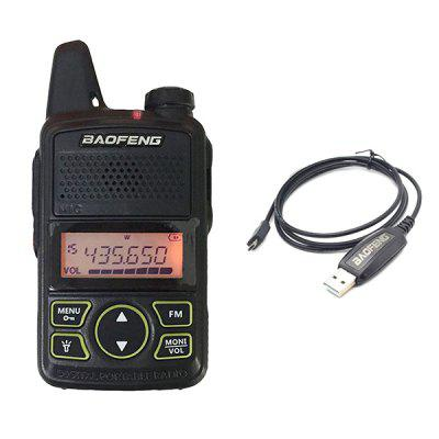 BAOFENG T1 Mini Wireless Handheld Walkie Talkie