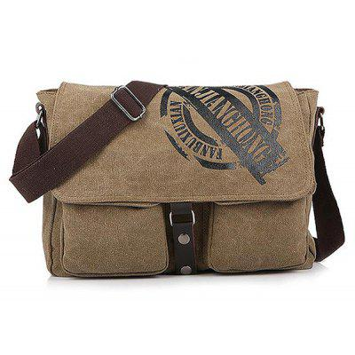 Men Stylish Printed Canvas Shoulder BagCrossbody Bags<br>Men Stylish Printed Canvas Shoulder Bag<br><br>Features: Wearable<br>For: Daily Use, Shopping<br>Gender: Men<br>Material: Canvas<br>Package Size(L x W x H): 36.00 x 4.00 x 26.00 cm / 14.17 x 1.57 x 10.24 inches<br>Package weight: 1.0200 kg<br>Packing List: 1 x Shoulder Bag<br>Product weight: 1.0000 kg<br>Style: Fashion<br>Type: Shoulder bag