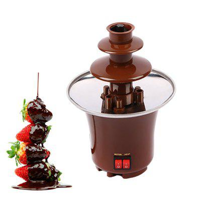 Mini Household Chocolate Fountain Machine